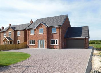Thumbnail 4 bed detached house for sale in Station Road, Burgh Le Marsh, Skegness