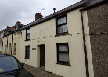 Thumbnail 2 bed terraced house to rent in Portfield, Haverfordwest