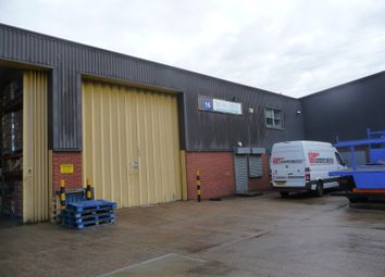 Thumbnail Light industrial to let in Severn Road, Leeds LS10, Leeds,