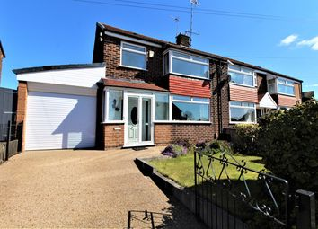 Thumbnail 3 bed semi-detached house for sale in Parsons Drive, Manchester