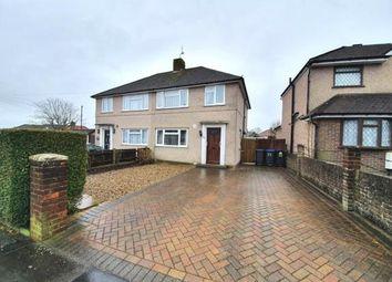Thumbnail 3 bed semi-detached house for sale in Heneage Crescent, New Addington, Croydon