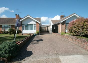 Thumbnail 2 bed semi-detached bungalow to rent in Chantryfield Road, Angmering, Littlehampton