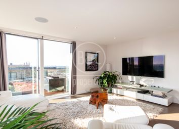 Thumbnail 1 bed flat for sale in Merlin Court, Kidbrooke Village
