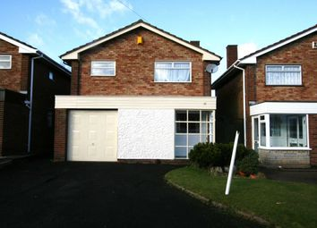 Thumbnail 3 bed detached house to rent in St. Giles Close, Rowley Regis