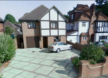 Thumbnail 4 bedroom detached house to rent in Woodcote Road, Wallington