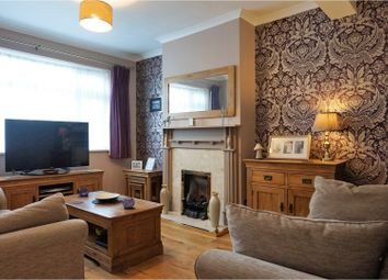 Thumbnail 3 bed terraced house for sale in Chaucer Road, Sutton