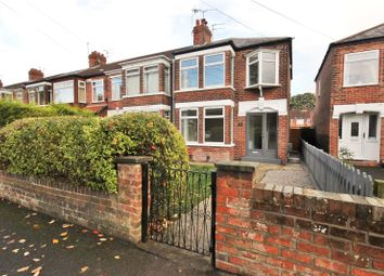 Thumbnail 3 bed end terrace house for sale in Fairfax Avenue, Hull