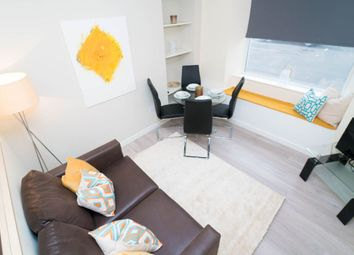 Thumbnail 1 bed flat to rent in Station Road, Dumbarton