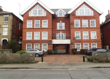 Thumbnail 2 bed flat to rent in Undercliff Road West, Felixstowe