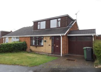 Thumbnail 3 bed bungalow for sale in Perry Hall Drive, Willenhall, West Midlands