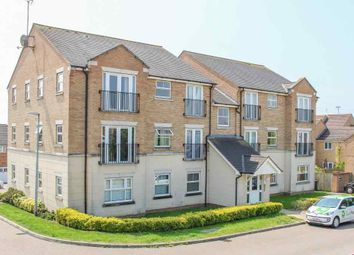 Thumbnail 2 bed flat for sale in Dimmock Close, Leighton Buzzard