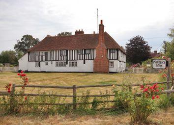 Lot 1 - Painters Farmhouse, Painters Forstal, Faversham ME13. 6 bed detached house
