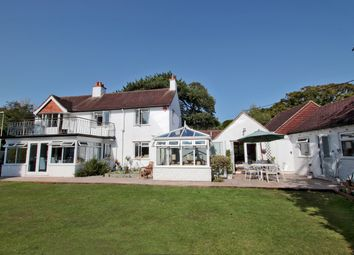 Manor Road, Milford On Sea, Lymington SO41. 5 bed detached house