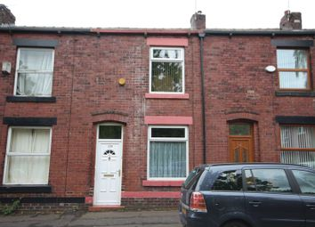 Thumbnail 2 bed terraced house for sale in Crowneast Street, Oakenrod, Rochdale