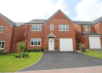 Thumbnail 5 bed detached house for sale in Threave Court, Riverside Way, Carlisle