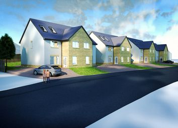 Thumbnail 4 bedroom town house for sale in Earlston Crescent, Coatbridge
