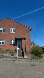 Thumbnail 1 bed semi-detached house to rent in Illustrious Close, Walderslade