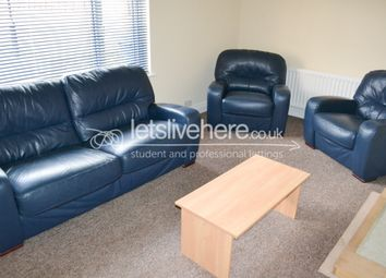 Thumbnail 3 bed flat to rent in Beadnell Place, Shieldfield, Newcastle Upon Tyne
