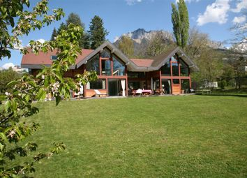 Thumbnail 6 bed property for sale in Menthon St Bernard, Haute-Savoie, France