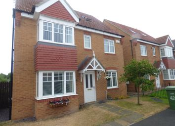 Thumbnail Detached house for sale in Heather Lea, Blyth