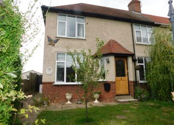 Thumbnail 3 bed semi-detached house for sale in Stowmarket, Stowmarket