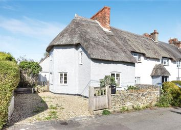 Thumbnail 2 bed end terrace house for sale in Newtown, Milborne Port, Sherborne, Somerset