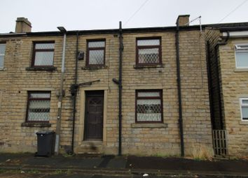 Thumbnail 2 bed end terrace house for sale in Brow Road, Paddock, Huddersfield, West Yorkshire