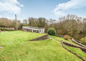 Thumbnail 4 bed detached bungalow for sale in Pleasant View, Brynmenyn, Bridgend