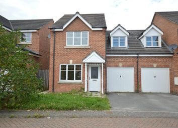 Thumbnail 3 bed semi-detached house for sale in Marchant Way, Churwell, Leeds