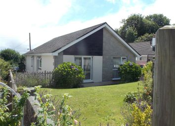 Thumbnail 3 bed detached bungalow for sale in Parc Stephney, Budock Water, Cornwall