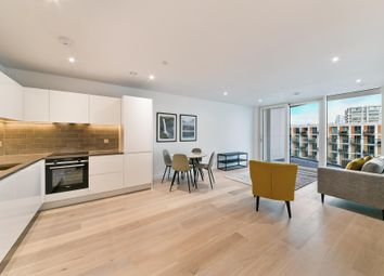 Thumbnail 2 bed flat for sale in 13C.05.05 John Cabot House, Royal Wharf, London