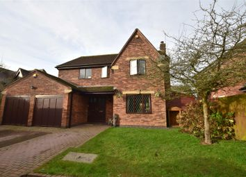 Thumbnail 4 bed detached house for sale in Winsham Walk, Finham, Coventry