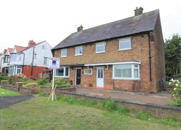 Thumbnail 3 bed semi-detached house for sale in Garstang Road East, Poulton-Le-Fylde