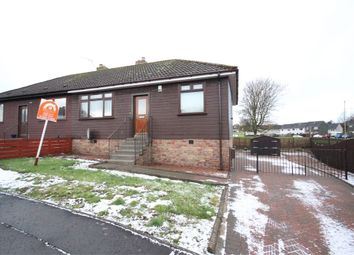 Thumbnail 2 bed semi-detached bungalow for sale in 50 Young Terrace, Cowdenbeath, Fife