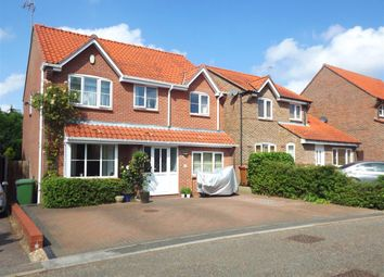 Thumbnail 4 bedroom property to rent in Oxcroft, Acle, Norwich