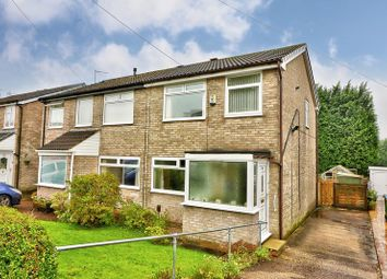 Thumbnail 3 bed semi-detached house for sale in Fairway, Castleton, Rochdale