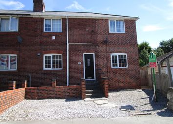 Thumbnail 4 bed end terrace house to rent in St. Johns Road, Laughton, Sheffield