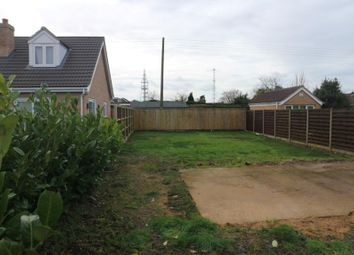 Thumbnail Land for sale in Plot Adj To 21 Clearview Drive, Poringland, Norfolk