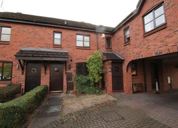 Thumbnail 2 bed terraced house to rent in Pellfield Court, Weston, Stafford