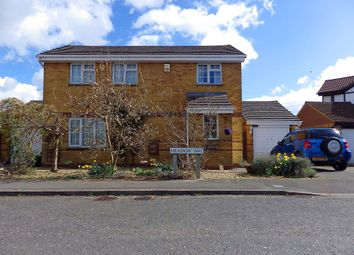 Thumbnail 4 bed detached house to rent in Meadow Way, Aylesbury, Buckinghamshire