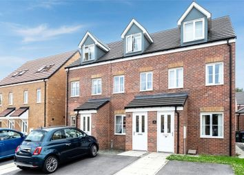 Thumbnail 3 bed town house for sale in Springbank, Peterlee, Durham