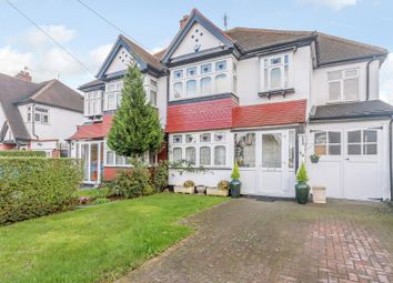 Thumbnail 4 bed semi-detached house for sale in Norval Road, Wembley, Middlesex