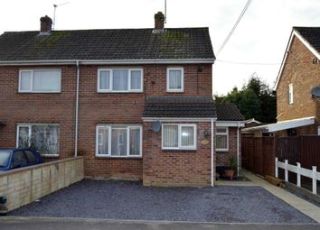 Thumbnail 2 bedroom semi-detached house for sale in Bubwith Road, Chard