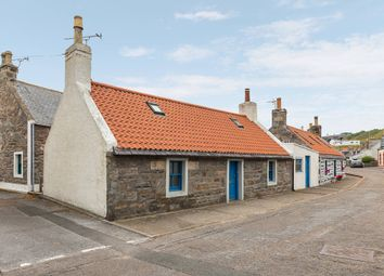 Thumbnail 3 bed cottage for sale in Seatown, Cullen, Buckie