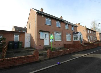 Thumbnail 2 bed semi-detached house to rent in Laurel Road, Blaydon-On-Tyne