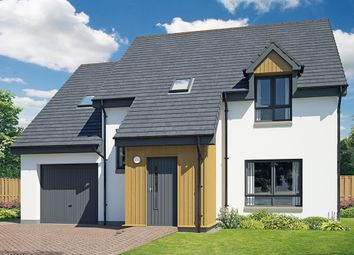 Thumbnail 4 bed detached house for sale in Barhill Road, Buckie