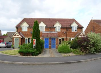 Thumbnail 2 bed town house for sale in Kendrick Close, Coalville, Leicestershire