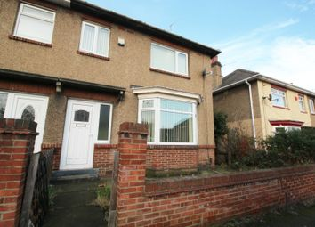 Thumbnail 3 bedroom semi-detached house for sale in Westminster Road, Middlesbrough