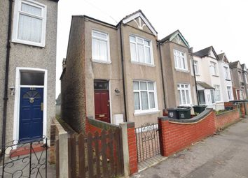 Thumbnail 3 bed end terrace house for sale in Colney Road, Dartford, Kent