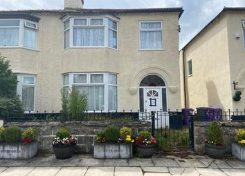 Thumbnail 3 bed semi-detached house for sale in Lister Crescent, Fairfield, Liverpool